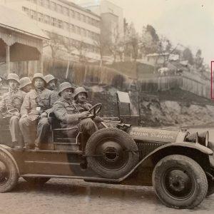 Výstavba 1949