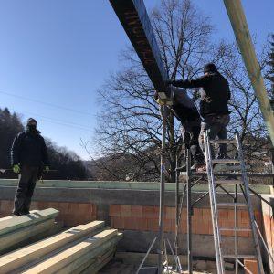 Rekonštrukcia strechy 24. 3. 2020