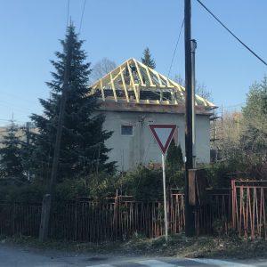 Rekonštrukcia strechy 6. 4. 2020